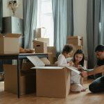 Przeprowadzka całej rodziny – jak spakować całą rodzinę?